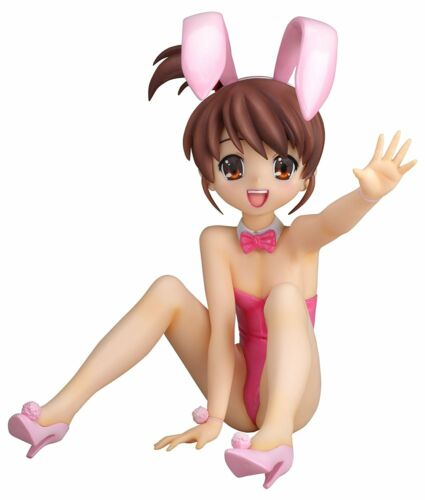 Used FREEing Melancholy of Haruhi Kyons Sister Bunny Ver 1:4 PVC From Japan