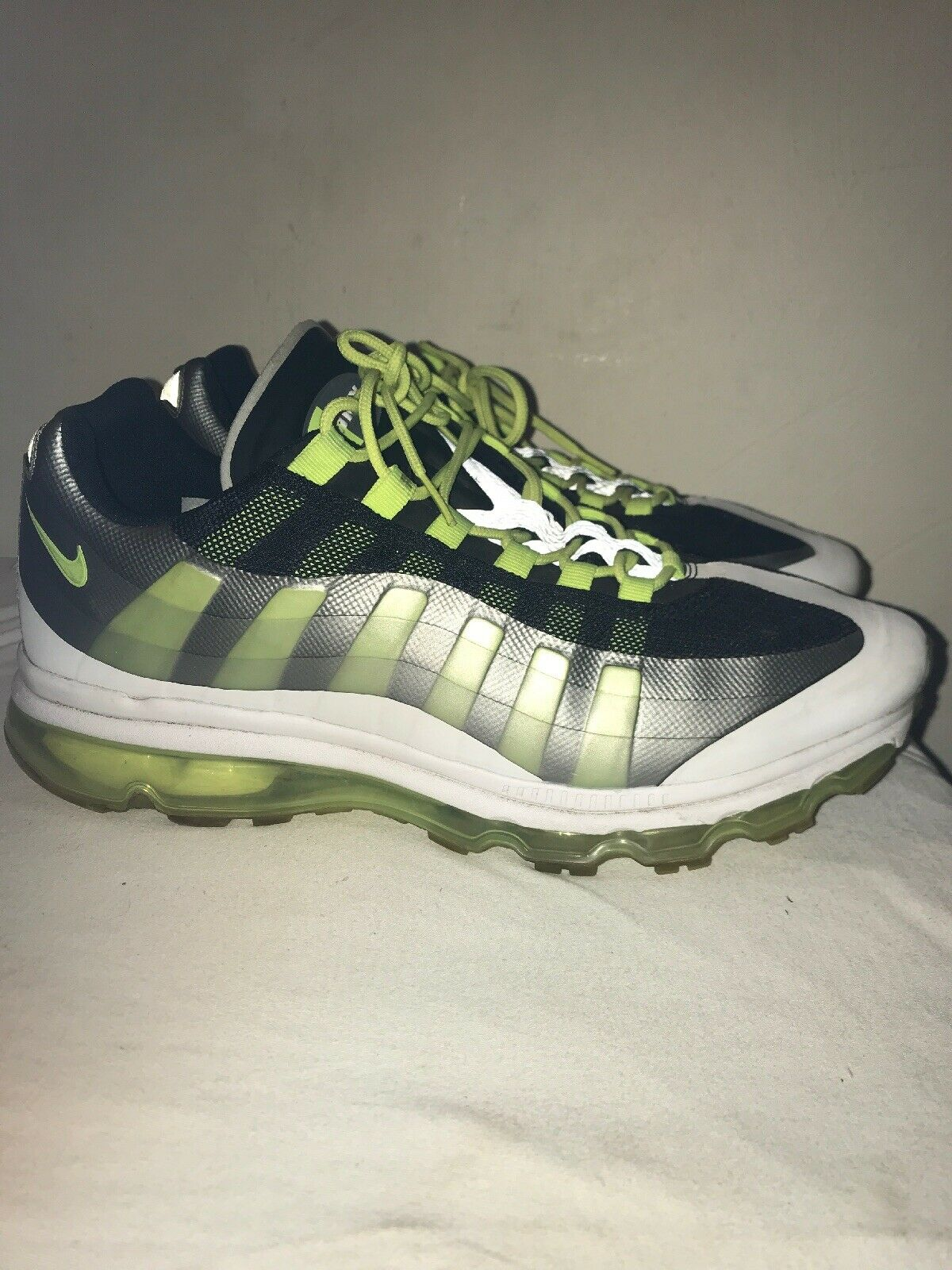 Pre-owned Nike Air Max 95+ BB Athletic shoes Size 13 511307-010