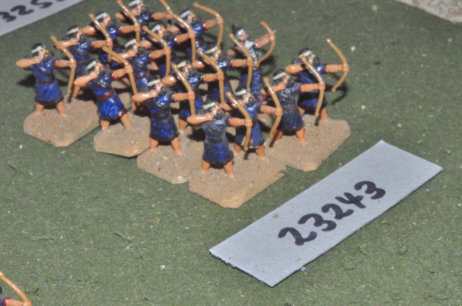 25mm biblical   assyrian - archers 16 figures - inf (23243)