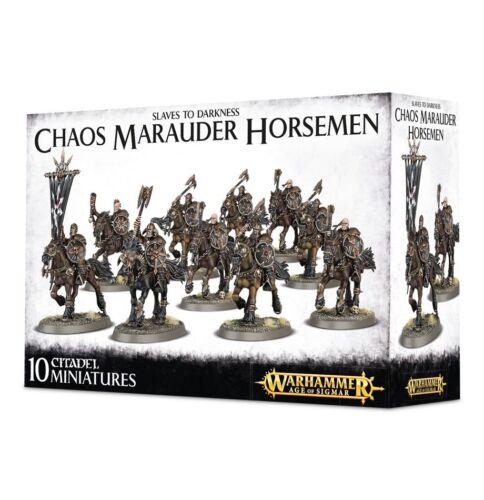 Chaos Marauder Horsemen 83-08 Speelgoed en spellen Overig