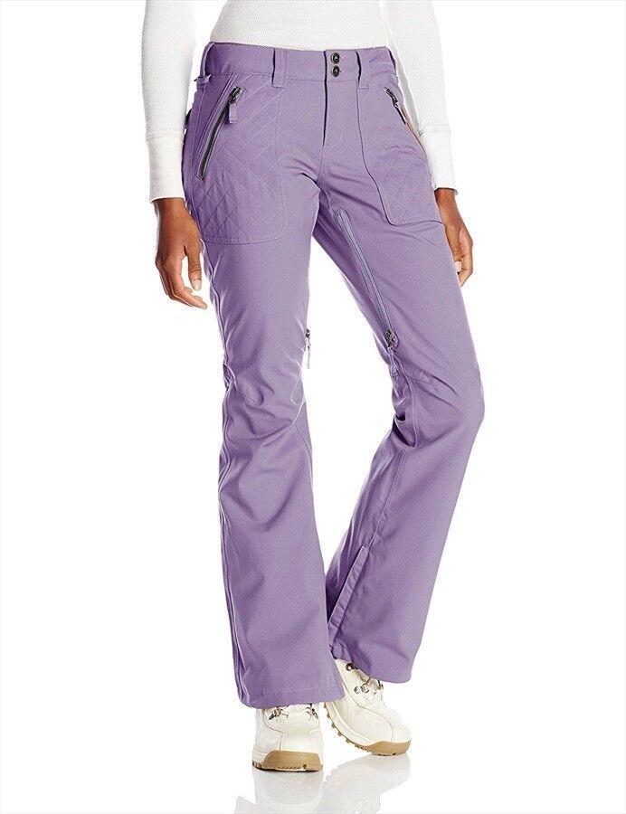 Burton VIda Snowbaord Pants Space Dust XL  160 NWT Womens