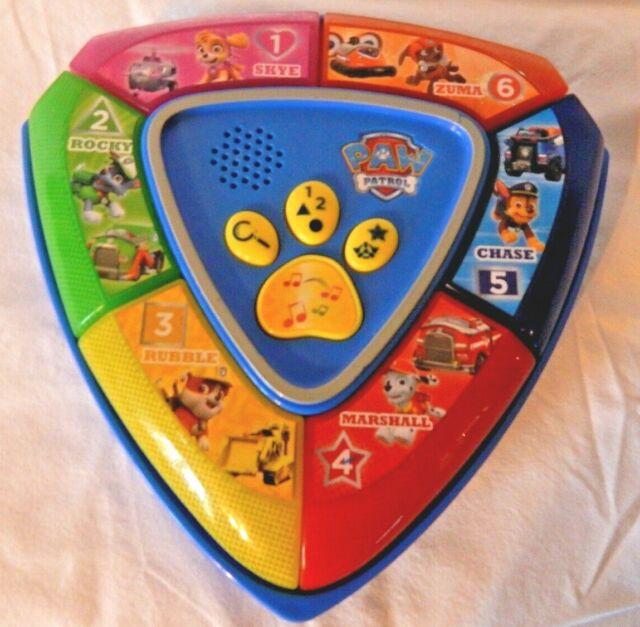 KD Toys Paw Patrol Learning Blazon Toy
