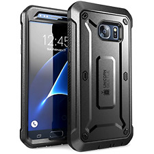 Samsung Galaxy S7 Case SUPCASE Unicorn Beetle Rugged Holster Full-body BK .