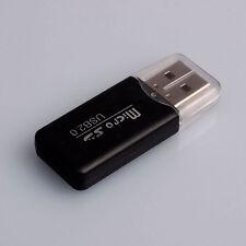 Haut Débit Mini Usb 2.0 Micro SD TF Lecteur De Carte Mémoire Adapter Pop