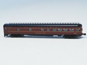BRASS-AZL-scale-Pullmann-passenger-Observation-Coach-car-PENNSYLVANIA-Mountain-V