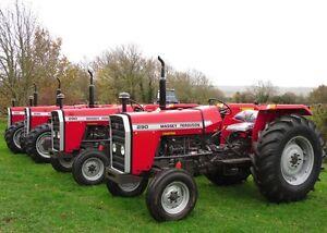massey ferguson tractors service manual repair 250 253 255 263 265 rh ebay com Massey Ferguson 35 massey ferguson 2635 manual