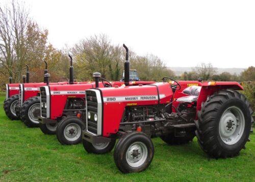 Massey Ferguson Tractors Service Manual Repair 265S 270 271 275 281 283 285S 290