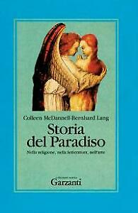 Storia del Paradiso McDannell Colleen