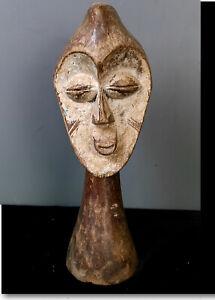 Old Tribale mahongwe HEAD Figura --- Gabon BN 59