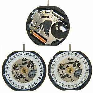 Movimiento-de-Cuarzo-Japones-Reloj-VX12E-VX12-Date-at-3-039-6-039-3-Pin-con-Bateria