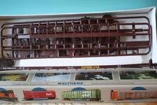 HO Bowser 41926 F-30a 50 Ft Flat Car Pennsylvania 60s Scheme 474093