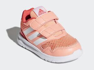 350ec44ee4ede Adidas Bébés Chaussures Fille de Course Enfants Altarun Cloudfoam ...