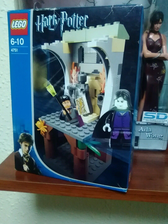 LEGO 4751 - LEGO HARRY POTTER - MAPA DEL MERODEADOR MERODEADOR MERODEADOR - SNAPE - NUEVO - NEW 079687