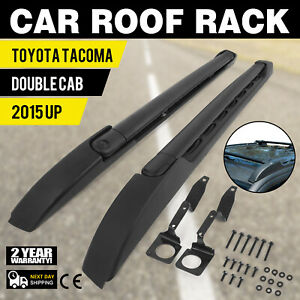 For-05-19-Toyota-Tacoma-Double-Cab-OE-Style-Roof-Rack-Side-Rails-Bars-Set