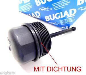 Tapa-carcasa-filtro-aceite-con-sellado-038115433-VW-AUDI-SEAT-SKODA-filtro-carcasa