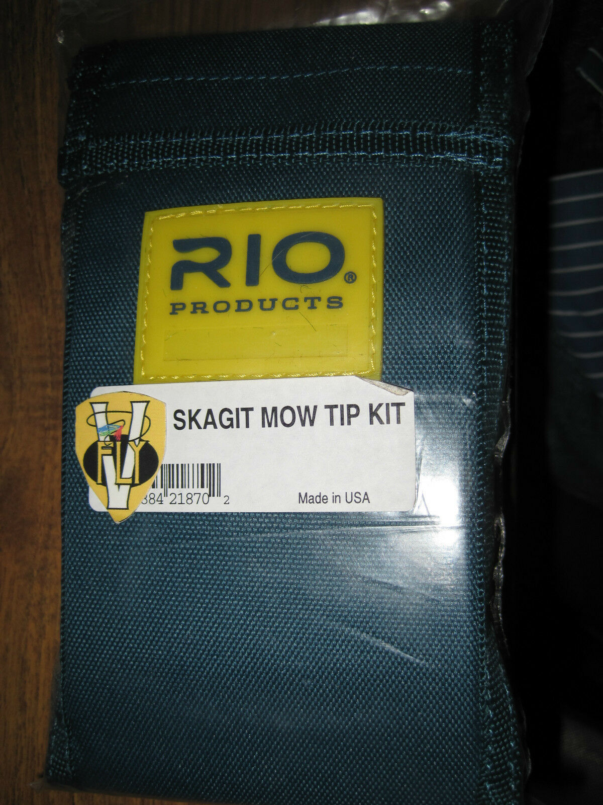 Rio Skagit iMow Tip Kits for Salmon Salmon Salmon Skagit Fly Lines With Wallet 2 Options 28ceba