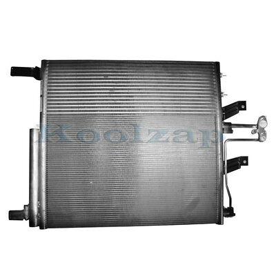 4000 QG 3500 New Premium A//C Condenser for Dodge Ram Ram 4000// Ram 1500 2500