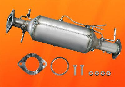 Montagesatz DPF MAZDA 5 CR19 2.0 CD 81 105kW 110 143PS RF7J 2005//02