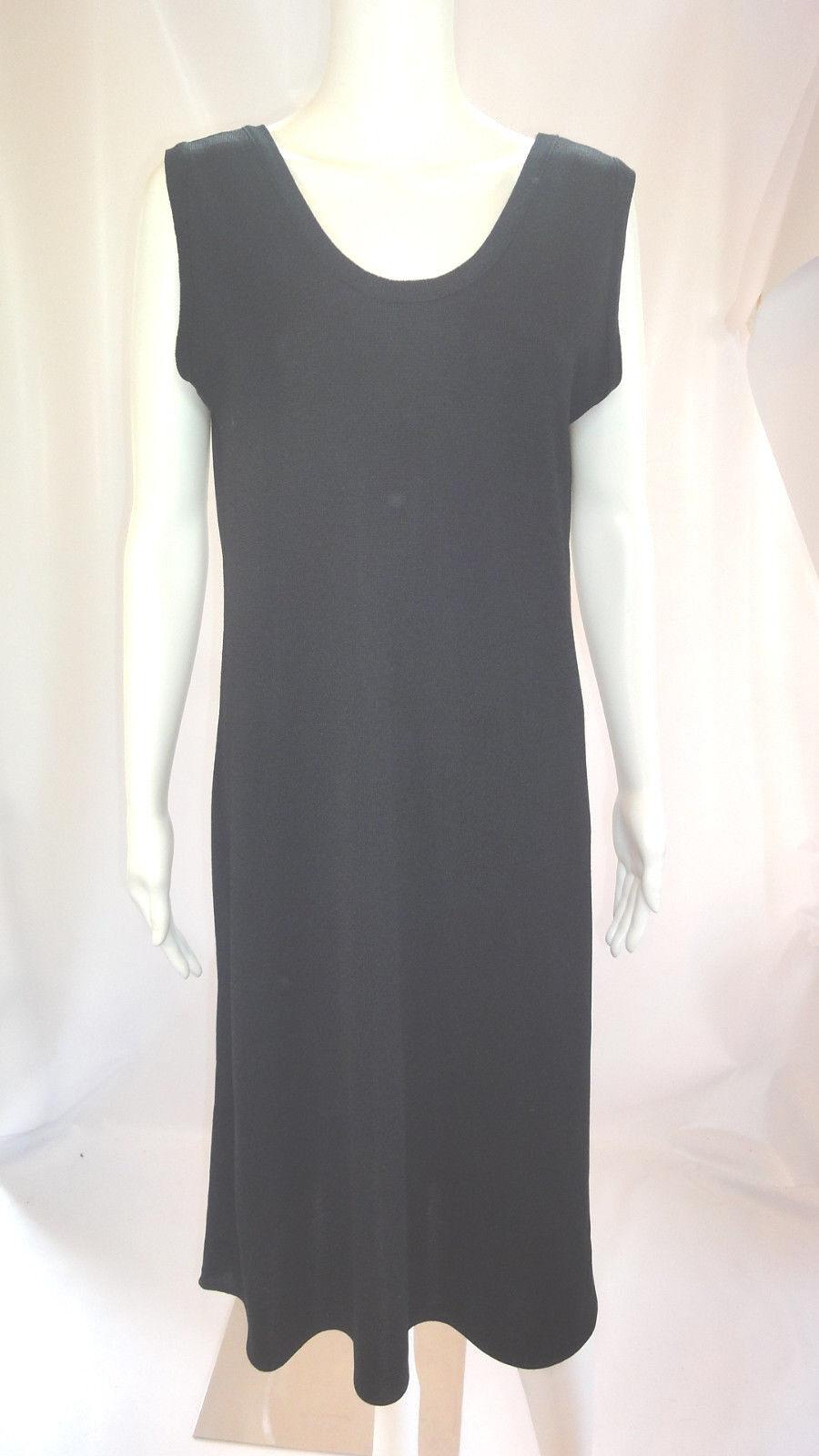 BRENDA FRENCH schwarz  Sleeveless Dress Größe 3