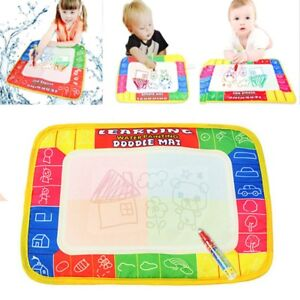 Water Painting Pen Pad Multicolor Water Doodle Pad