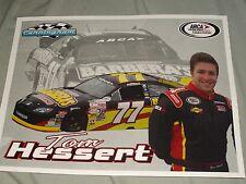 2013 TOM HESSERT #77 BARBERA'S AUTOLAND ARCA NON-NASCAR POSTCARD
