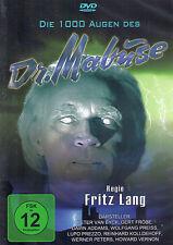 DVD - Die 1000 (Tausend) Augen des Dr. Mabuse - Peter Van Eyck & Gert Fröbe