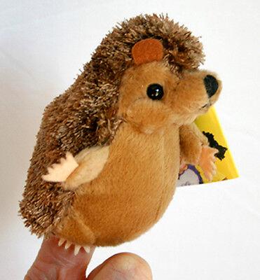 NEW PLUSH SOFT TOY Puppet Company 2222 Mini Sparrow Bird Finger Puppet 10cm