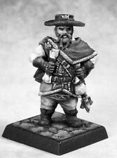 GENDARME - PATHFINDER REAPER figurine miniature jdr d&d constable cloack 60166