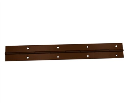 ALL SIZES CONTINUOUS METAL PIANO HINGE ALL COLOURS