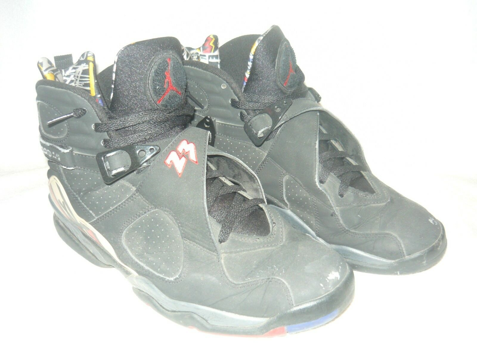 Nike Air Jordan VIII 8 retro 305381-061 size 12 Playoff 2007 edition The latest discount shoes for men and women