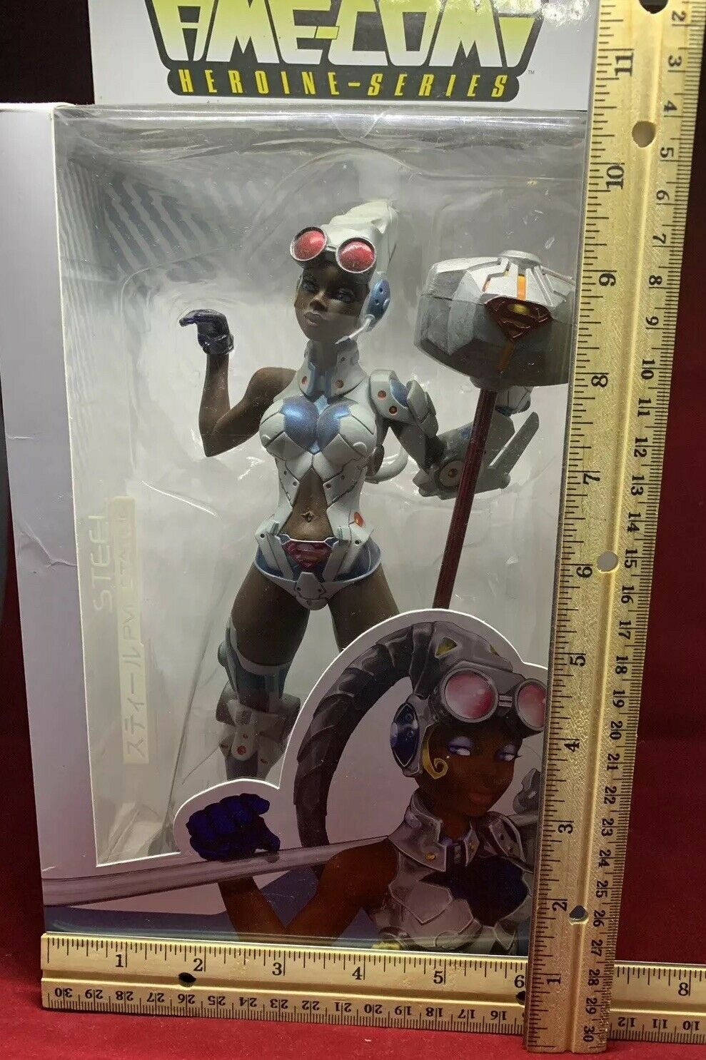Ame Comi Steel Figure DC Direct Direct Direct 21b4ce