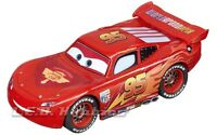 Carrera Go Disney/pixar Cars 2 Lightning Mcqueen 1/43 Analog Slot Car 61193