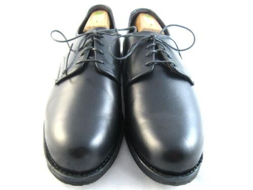 """Allen Edmonds """"LAX DERBY""""  Oxfords 9 D  Black   (2"""
