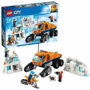 60194-LEGO-City-Arctic-Expedition-Arctic-Scout-Truck-322-Pieces-Age-7