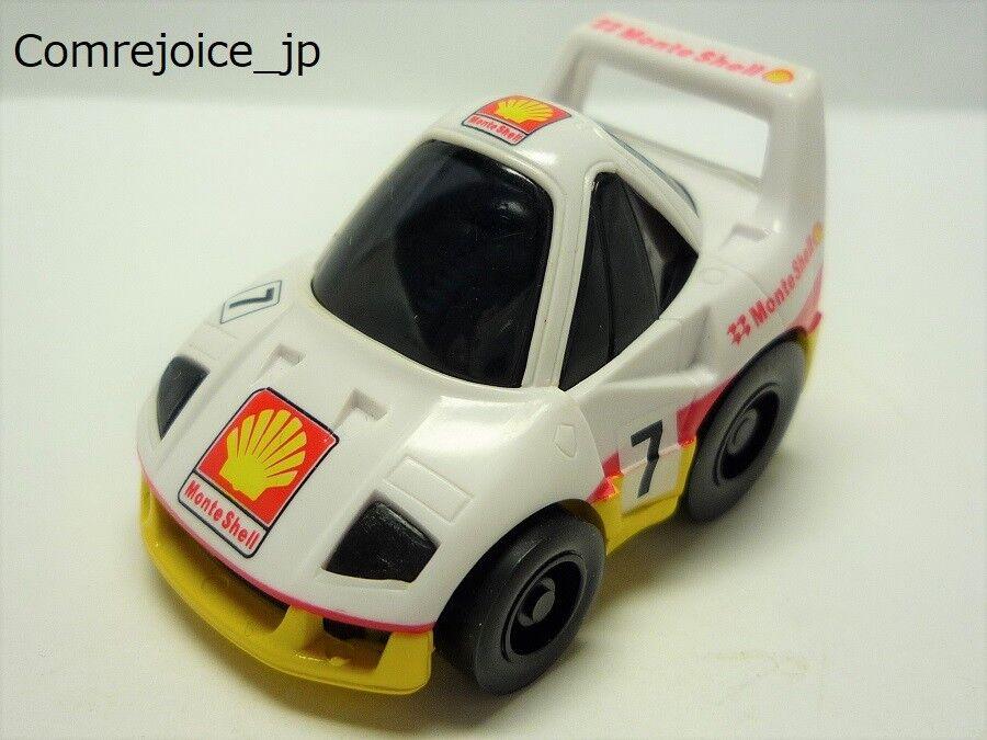 Chgold Chgold Chgold Q TAKARA Ferrari F40 Monte Shell Racing Car NEW Rare F S 6bd16f