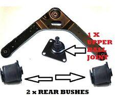 JEEP GRAND CHEROKEE WJ WG 99-04 2 POSTERIORE SUPERIORE un frame ARM BUSH BALL JOINT