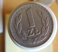 1 zl zloty zł złoty 1949