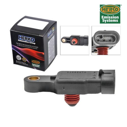 Herko Manifold Absolute Pressure MAP Sensor MPS718 Chevrolet Spark 12-15 1.0L
