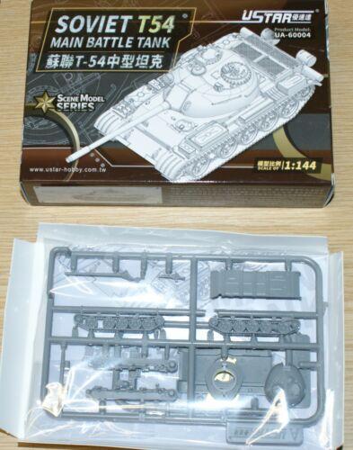T-54 in 1//144 von Ustar