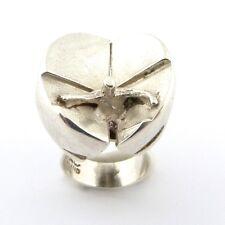 datiert 1971: Lapponia Ring Ikarus 925er Silber Design Björn Weckström