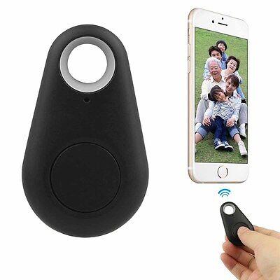 Anti Lost Car Pet Kids Luggage Key Finder Tracker Alarm Bluetooth Selfie Shutter