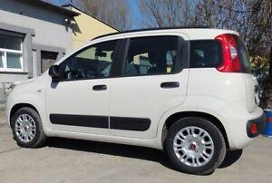 Protector-de-moldeo-Lateral-Puerta-Proteccion-Para-Fiat-Panda-Hatchback-de-5-puertas-2013