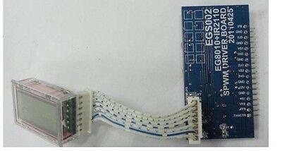 "Pure sine wave inverter driver board EGS002 ""EG8010 + IR2110""driver module + LCD"