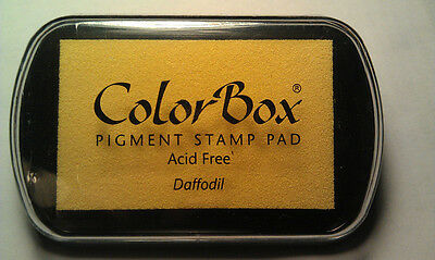 Clearsnap ColorBox Classic Pigment Ink Pad Harbor Full Size