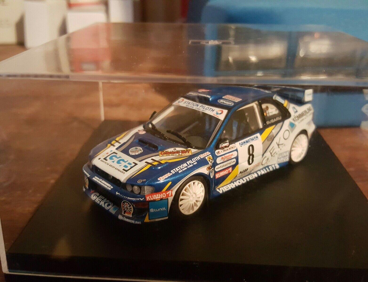 Trofeu Transkit 1 43 THOM 05 Subaru Subaru Subaru impreza WRC 3268b3