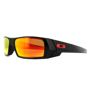 f421b8a06d1 Image is loading Oakley-Sunglasses-Gascan-OO9014-44-Polished-Black-Prizm-