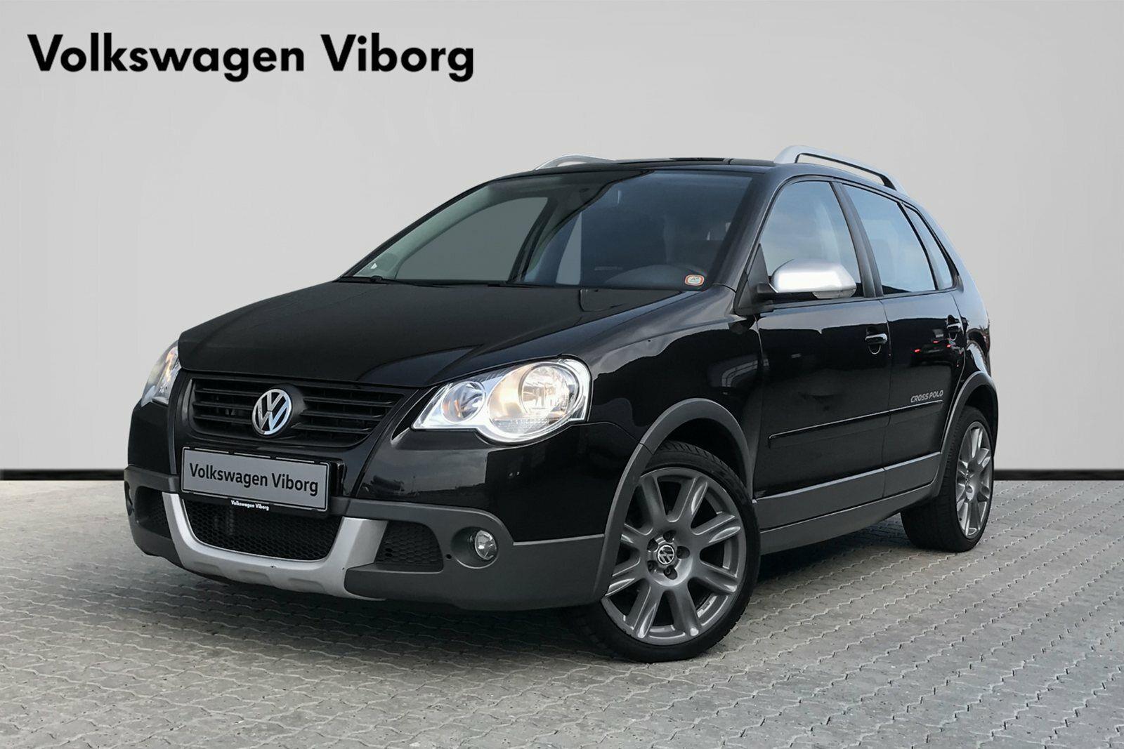 VW Polo Cross 1,4 16V 75 5d