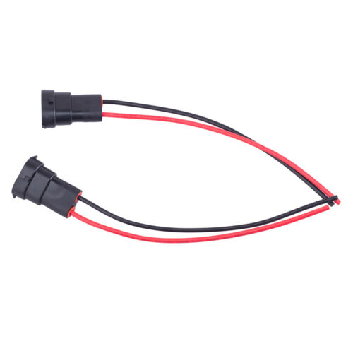 H11 H8 880 881 Male Adapter Wiring Harness Sockets Wire For Headlights Fog Light