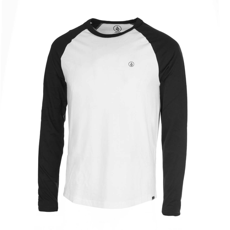 Lot de 2 t-shirt a manches longues volcom pen bsc (Dimensione L)