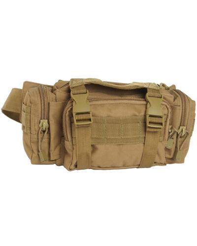 System Small Bauchtasche Hüfttasche Tasche 34x16x8cm Mil-Tec Gürteltasche Mod